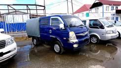 Kia Bongo III. Продам грузовик kia bongo, 2 900 куб. см., 1 250 кг.