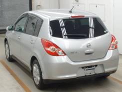 Nissan Tiida. автомат, передний, бензин, б/п, нет птс. Под заказ