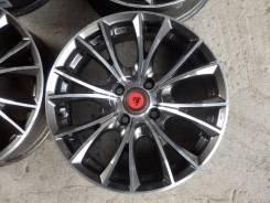 Sakura Wheels. 6.5x15, 4x100.00, ET38
