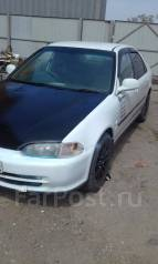 Honda Civic Ferio. автомат, передний, бензин