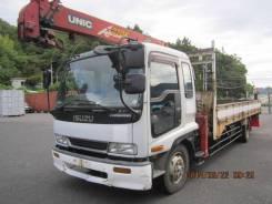 Isuzu Forward. 1997г, 8 200 куб. см., 5 000 кг.
