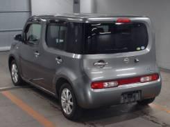 Nissan Cube. автомат, передний, бензин, б/п, нет птс. Под заказ