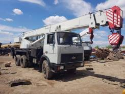 Ивановец КС-45721, 2004. Продам автокран МАЗ КС-45721, 14 000 куб. см., 25 000 кг., 21 м.
