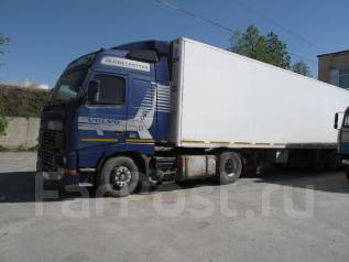 Volvo FH 12. Продам рефрижератор Volvo FH12, 12 130 куб. см., 18 000 кг.