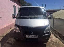 ГАЗ 2217 Баргузин. Соболь, 2 300 куб. см., 7 мест