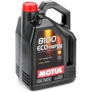 Motul 8100 Eco-nergy. Вязкость 5W-30