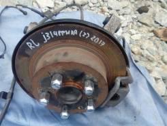 Ступица. Nissan Teana, PJ31, J31 Двигатели: QR20DE, VQ35DE, VQ23DE
