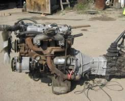 Двигатель в сборе. Isuzu Trooper Isuzu Bighorn SsangYong Korando Двигатель C223