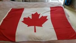 Флаг Канада. Во в Владивостоке