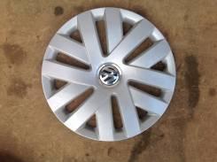 """Колпак колеса VW Поло R15 6r0601147c. Диаметр 15"""""""", 1шт"""