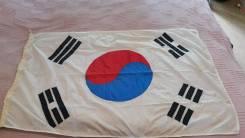 Флаг Южная Корея. Во в Владивостоке.