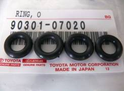 Кольца уплотнительные. Toyota: Altezza, Pronard, Wish, Celica, Alphard, Tarago, Caldina, Probox, Tercel, Crown, Echo Verso, WiLL Cypha, bB, Voltz, Aur...