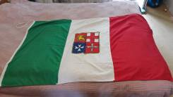 Флаг Италия. Во в Владивостоке.