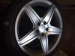 Летние колеса Mercedes 235/40 R18 VAG. 8.0x18 5x112.00 ET40 ЦО 84,0мм.