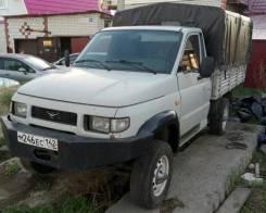 УАЗ Карго. , 2 700 куб. см., 850 кг.