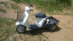 Honda Gyro Up. 50 куб. см., исправен, без птс, с пробегом