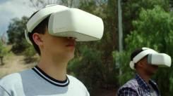 Шлем виртуальной реальности DJI Goggles. Новый. Магазин iTime