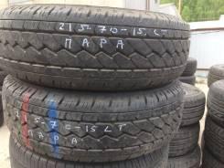 Bridgestone R600. Летние, износ: 5%, 2 шт