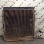 Радиатор охлаждения двигателя. Урал
