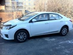 Toyota. механика, передний, 1.6 (122 л.с.), бензин, 42 тыс. км