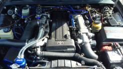 Двигатель в сборе. Toyota Cresta, JZX90 Двигатель 1JZGTE