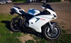Ducati 848. 850 куб. см., исправен, птс, без пробега