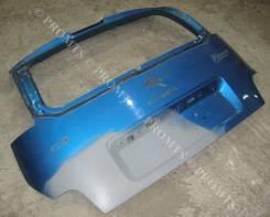 Дверь багажника. Citroen C3 Picasso, SH