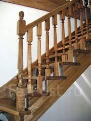 Лестницы, беседки изготовление и проект в Находке