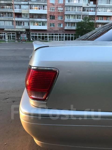Спойлер. Toyota Crown, GS171, GS171W, JZS171, JZS171W, JZS173, JZS173W, JZS175, JZS175W