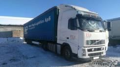 Volvo FH 12. Тягач Сядельный Volvo FX440, полуприцеп Krone, 12 777 куб. см., 18 000 кг.