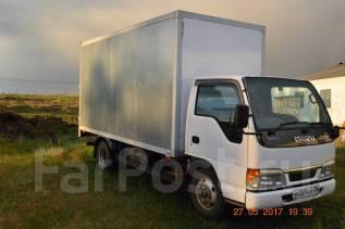 Isuzu Elf. Продается грузовик-мебельный фургон Исудзи-Эльф, 4 700 куб. см., 3 498 кг.