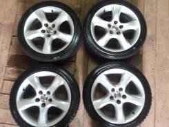 R17 215/45 Dunlop. 7.0x17 5x114.30 ET50
