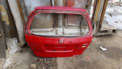 Дверь багажника. Honda Fit, GP1, GE8, GE7, GE6, GE9 Honda Jazz Двигатели: LDA, L15A, L13A
