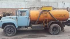 ЗИЛ 130. Топливозаправщик 7043 литра, 5 500 куб. см., 7 043,00куб. м.