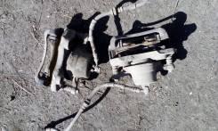 Суппорт тормозной. Nissan Bluebird, QU14 Двигатель QG18DE