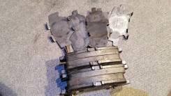 Колодки тормозные. Honda Legend, KB1, KB2 Двигатели: J35A, J35A8, J37A, J37A2, J37A3