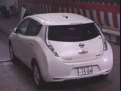 Nissan Leaf. автомат, передний, бензин, б/п, нет птс. Под заказ