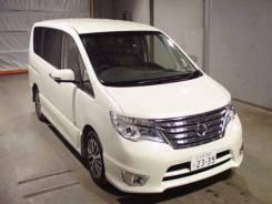Nissan Serena. автомат, передний, бензин, б/п, нет птс. Под заказ