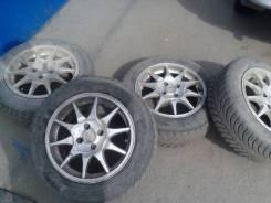 Продам колёса. 5.0x15 4x100.00 ET40