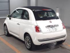 Fiat 500. автомат, передний, бензин, б/п, нет птс. Под заказ