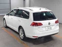 Volkswagen Golf. автомат, передний, бензин, б/п, нет птс. Под заказ
