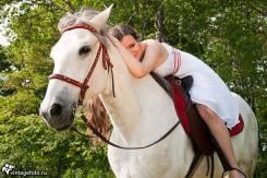 Конные прогулки по лесу. Скидки на лето - второй человек бесплатно. Акция длится до 31 августа