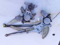 Стеклоподъемный механизм. Toyota: Mark II Wagon Qualis, Corona, Carina, Camry Gracia, Starlet Двигатели: 1MZFE, 5SFE, 2MZFE, 3SFE, 3SFSE, 2CT, 3CTE, 4...