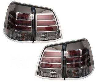Стоп-сигнал. Toyota Land Cruiser, URJ202, VDJ200, URJ202W, UZJ200W, J200, UZJ200 Двигатели: 1VDFTV, 1URFE, 3URFE, 2UZFE