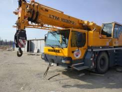 Liebherr LTM 1030-2.1. Автокран, 10 000 куб. см., 35 000 кг., 30 м.