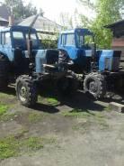 МТЗ 82. Продается три трактора мтз 82 с малой кабиной, 1 000 куб. см.