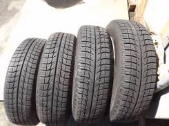 Michelin X-Ice Xi3. Зимние, без шипов, 2012 год, износ: 20%, 4 шт