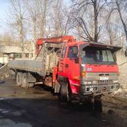 Isuzu. Продам грузовик исузу, 17 000 куб. см., 10 000 кг., 15 м.