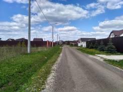 Участок в Чеховском районе, КП Соколиная гора. 600 кв.м., собственность, электричество, от частного лица (собственник)