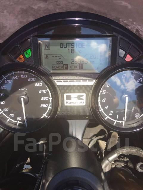 Kawasaki Ninja ZX-14R. 1 400 куб. см., исправен, птс, с пробегом